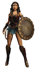 Image: One-12 Collective DC Action Figure: Cinematic Wonder Woman  - Mezco Toys