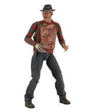 Image: Nightmare on Elm Street Action Figure: Part 3 Freddy  (1/4-scale) - Neca