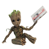 Image: Guardians of the Galaxy Vol. 2: Groot Statue  - Factory Entertainment