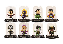 Image: Marvel Doctor Strange Domez Figures 24-Piece Blind Mystery Box Display  - Ucc Distributing