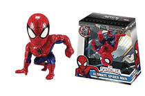 Image: Metals Marvel Die-Cast Figure: Spider-Man  (6-inch) - Jada Toys, Inc