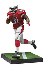 Image: NFL Madden 18 Ultimate Team Ser2 Johnson Action Figure Case  - Tmp Toys / Mcfarlane's Toys