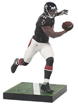 Image: NFL Madden 18 Ultimate Team Ser2 Jones Action Figure Case  - Tmp Toys / Mcfarlane's Toys