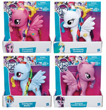 Image: My Little Pony Basic 8-Inch Pony Assortment 201701  - Hasbro Toy Group
