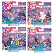 Image: My Little Pony Collectible Story Pack Assortment 201702  - Hasbro Toy Group