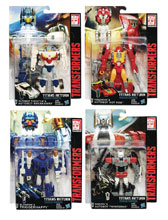 Image: Transformers Gen Titans Return Deluxe Action Figure Assortment 201703  - Hasbro Toy Group