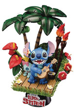 Image: Stitch Ds-004 D-Select Series Statue  (6-inch) - Beast Kingdom Co., Ltd