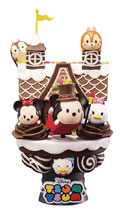 Image: Disney Tsum Tsum DS-002 D-Select Series Statue  (6-inch) - Beast Kingdom Co., Ltd