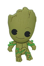 Image: Guardians of the Galaxy Laser Cut Figural Magnet: Groot  - Monogram Products