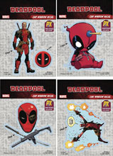 Image: Deadpool Decal Pack  - Elephant Gun, LLC