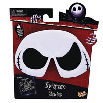 Image: Nightmare Before Christmas Sunstaches Sunglasses: Jack Skellington  - H2W