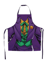 Image: DC Comics Apron and Oven Mitt Set: Joker  - Sd Toys (Dirac Dist Sl)
