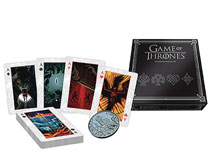 Image: Game of Thrones Premium Playing Cards  - Usaopoly
