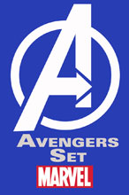 Image: Avengers Set  (10) [JUL17] - Marvel Comics