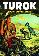 Image: Turok, Son of Stone Archives Vol. 01 HC  - Dark Horse