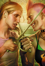 Image: Buffy the Vampire Slayer #23 (Chen cover) - Dark Horse