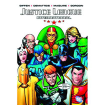 Image: Justice League International Vol. 01 SC  - DC Comics