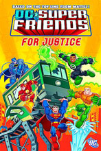 Image: Super Friends: For Justice! SC  - DC Comics