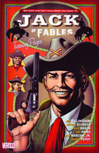 Image: Jack of Fables Vol. 05: Turning Pages SC  - DC Comics - Vertigo