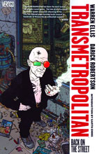 Image: Transmetropolitan Vol. 01: Back on the Street SC  - DC Comics - Vertigo