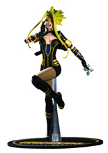 Image: Ame-Comi Heroine Series PVC Statue: Black Canary  -