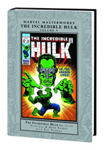 Image: Marvel Masterworks: Incredible Hulk Vol. 05 HC  - Marvel Comics