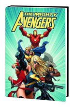 Image: Mighty Avengers Assemble HC  (Cho Cover)