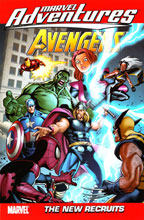 Image: Marvel Adventures Avengers Vol. 08: The New Recruits Digest  - Marvel Comics