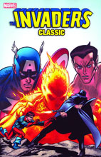 Image: Invaders Classic Vol. 03 SC  - Marvel Comics