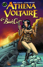 Image: Black Coat & Athena Voltaire One-Shot Vol. 1 #1 (Athena Voltaire cover) - Ape Entertainment
