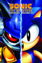 Image: Sonic the Hedgehog Archives Vol. 10 SC  - Archie Comic Publications