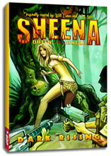 Image: Sheena, Queen of the Jungle Vol. 02: Dark Rising SC  - D. D. P./Devil's Due Publishing