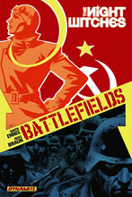 Image: Battlefields Vol. 1: Night Witches SC  - D. E./Dynamite Entertainment