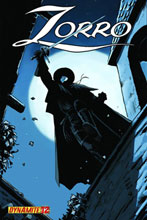 Image: Zorro #12 - D. E./Dynamite Entertainment