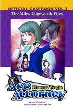 Image: Phoenix Wright: Ace Attorney Official Casebook Vol. 02 GN  - Del Rey Manga