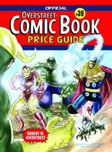 Image: Overstreet Comic Book Price Guide Vol. 39: Avengers SC  - Gemstone Publishing