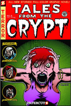 Image: Tales from the Crypt Vol. 06: You Toomb GN  - Papercutz