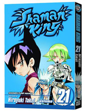 Image: Shaman King Vol. 21 SC  - Viz Media LLC