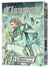 Image: Claymore Vol. 14 SC  - Viz Media LLC