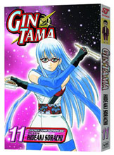 Image: Gin Tama Vol. 11 SC  - Viz Media LLC