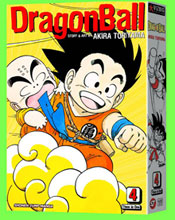 Image: Dragon Ball Vizbig ed. Vol. 04 GN  - Viz Media LLC