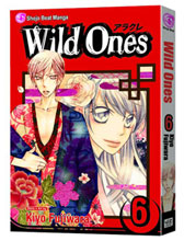 Image: Wild Ones Vol. 06 GN  - Viz Media LLC