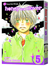 Image: Honey & Clover Vol. 05 GN  - Viz Media LLC