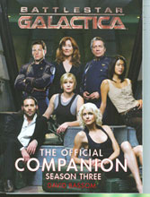 Image: Battlestar Galactica Official Companion Season Three SC  -