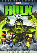 Image: Hulk vs. 2-Disc Special Edition DVD  -