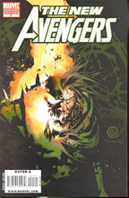 Image: New Avengers #51 (Bachalo variant cover) - Marvel Comics