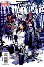 Image: New Avengers #52 (Bachalo variant cover) - Marvel Comics