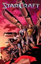 Image: Starcraft Book 01 HC  - DC Comics - Wildstorm
