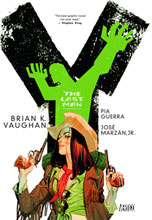 Image: Y: The Last Man Vol. 03 HC  (deluxe ed.) - DC Comics - Vertigo