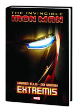 Image: Iron Man: Extremis HC  - Marvel Comics